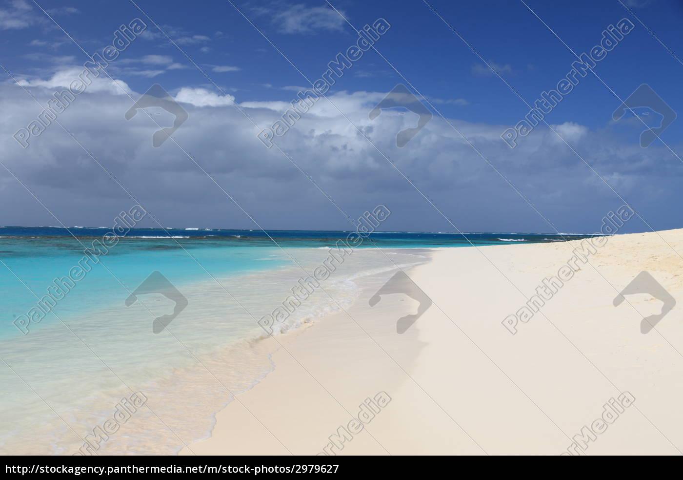 beach, anguilla - 2979627