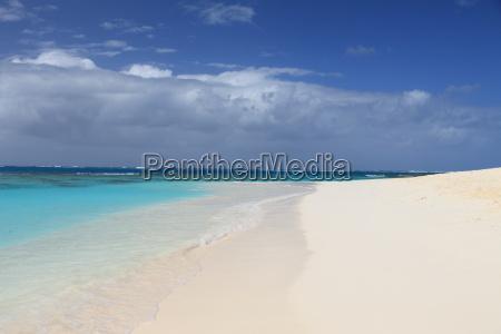 beach, seaside, the beach, seashore, anguilla, clean - 2979627