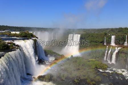 waterfall, tropical, water, iguasu, iguassu, iguacu - 2979085