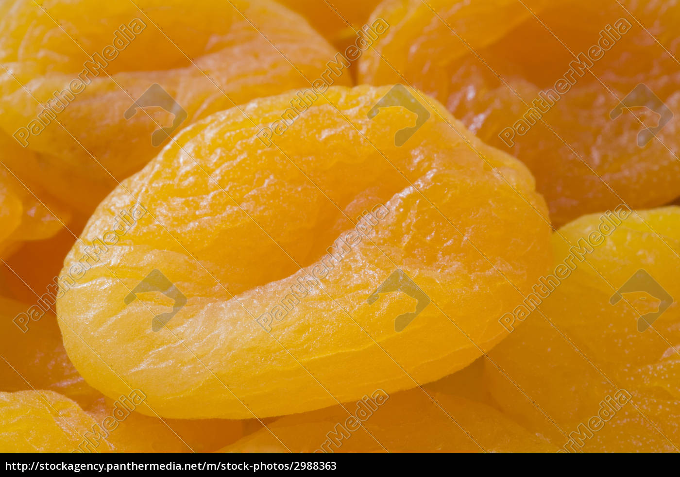 dried, apricots - 2988363
