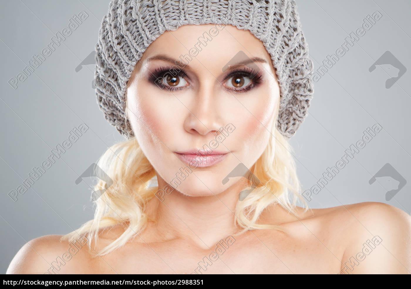 gorgeous, fashion, model, - 2988351