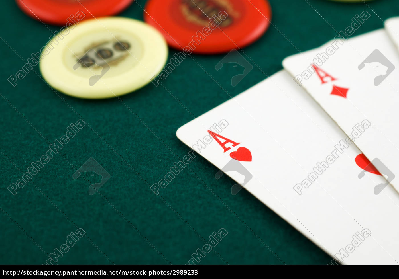 aces, and, chips - 2989233