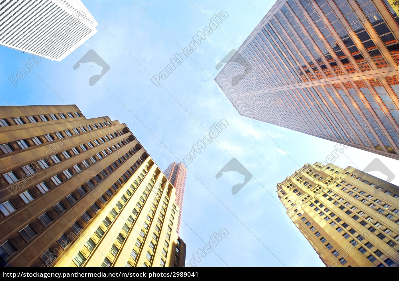 bank, lending institution, blue, some, several, a few - 2989041