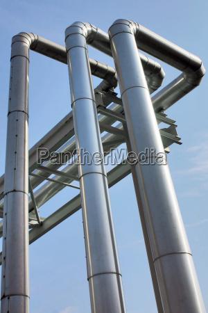 metallic, pipeline - 2995999