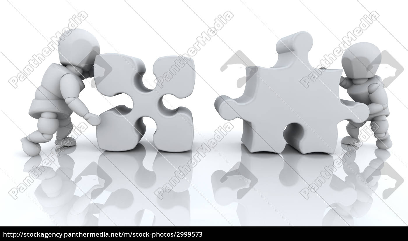 solving, jigsaw, puzzle - 2999573