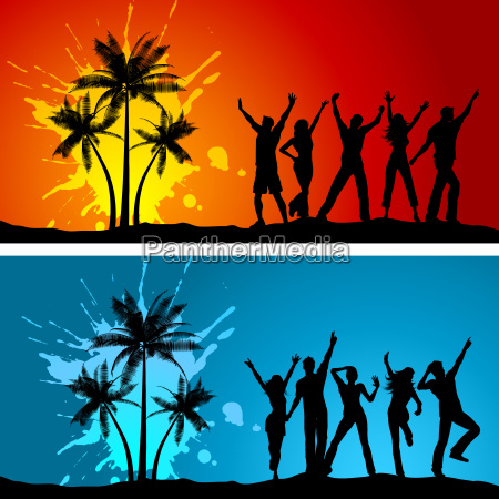 beach, parties - 3002225