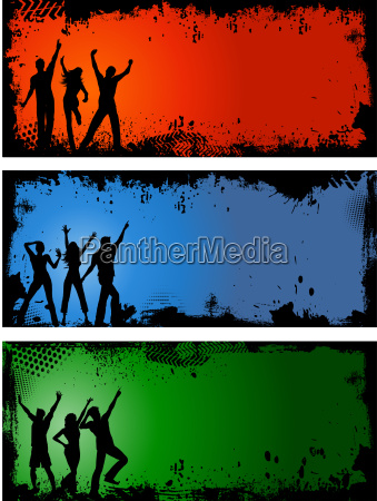 grunge, party, backgrounds - 3003425