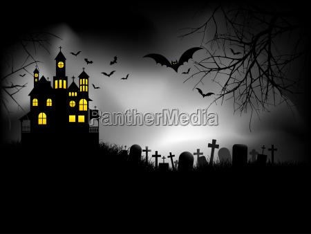 haunted, house - 3003557