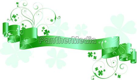 st, patricks, day, scroll, - 3004071