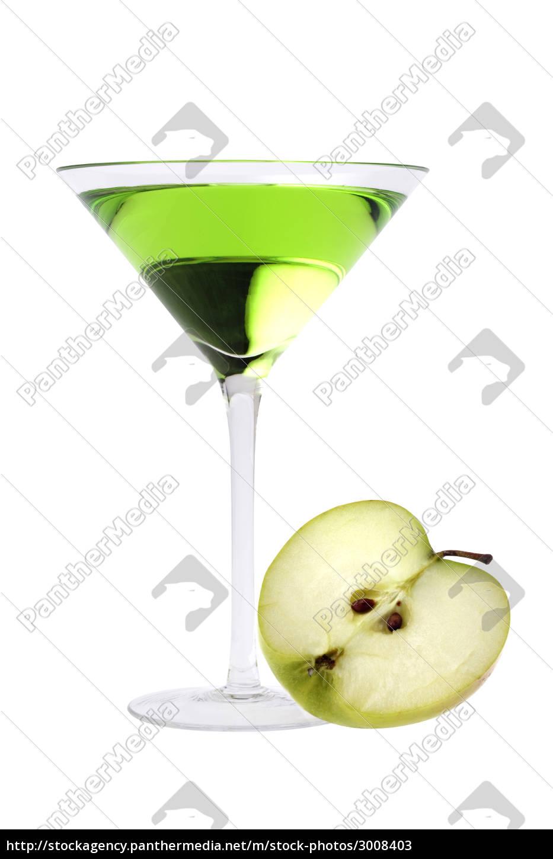 apple, martini, cocktail - 3008403
