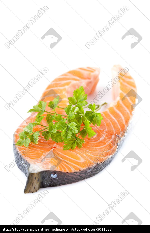 fresh, salmon, steak - 3011083