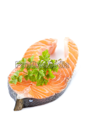fresh, salmon, steak - 3011083