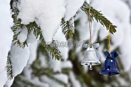 small christmas bells