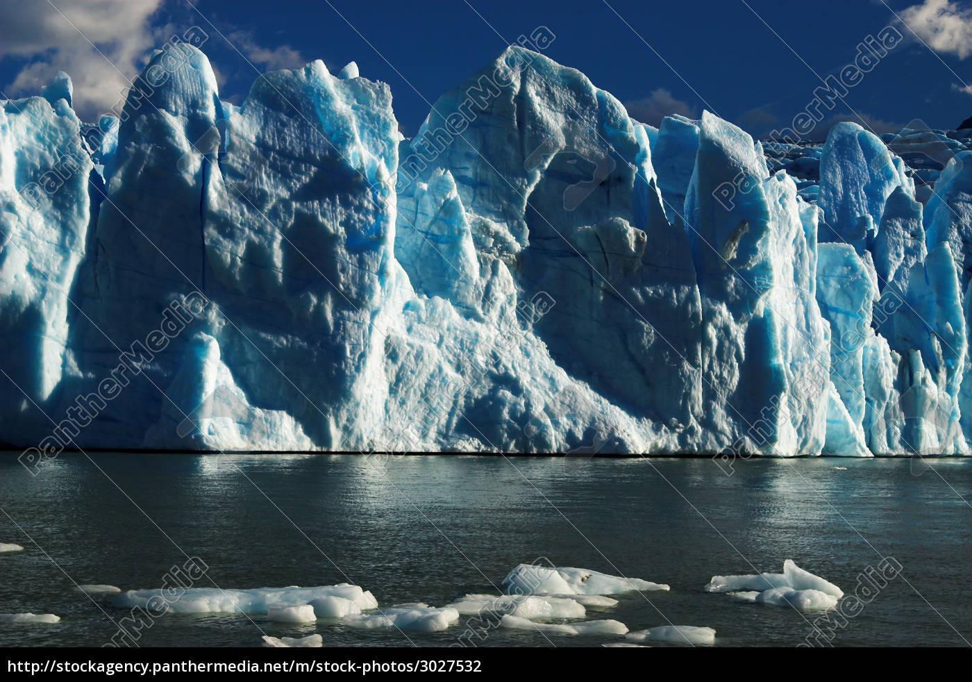 glacier, front - 3027532