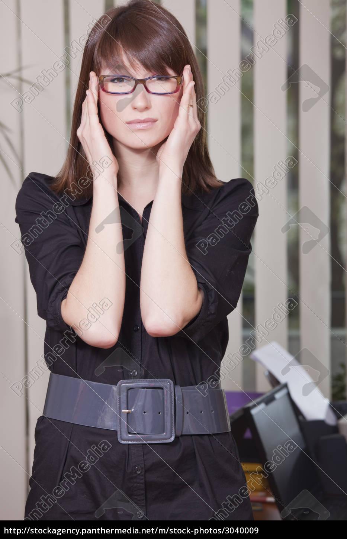 woman, job, tired, headache, overworked, concern - 3040009