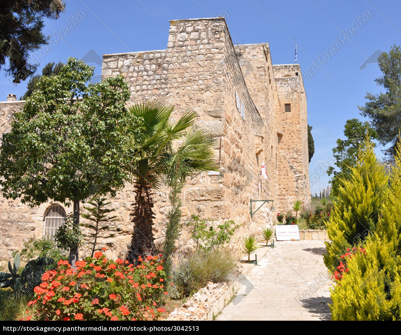 monastery, of, the, cross., jerusalem. - 3042513