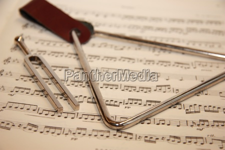 tuning, fork, triangle - 3050972
