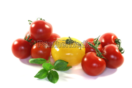 tomatoes, with, basil - 3051968
