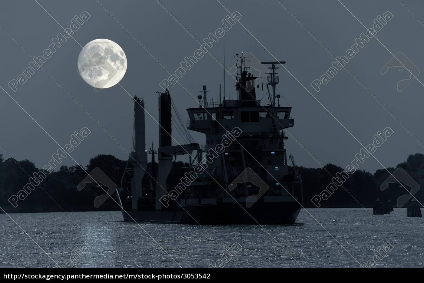 moon, shipping - 3053542