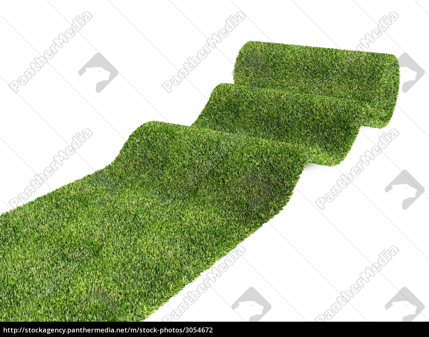 green, carpet - 3054672