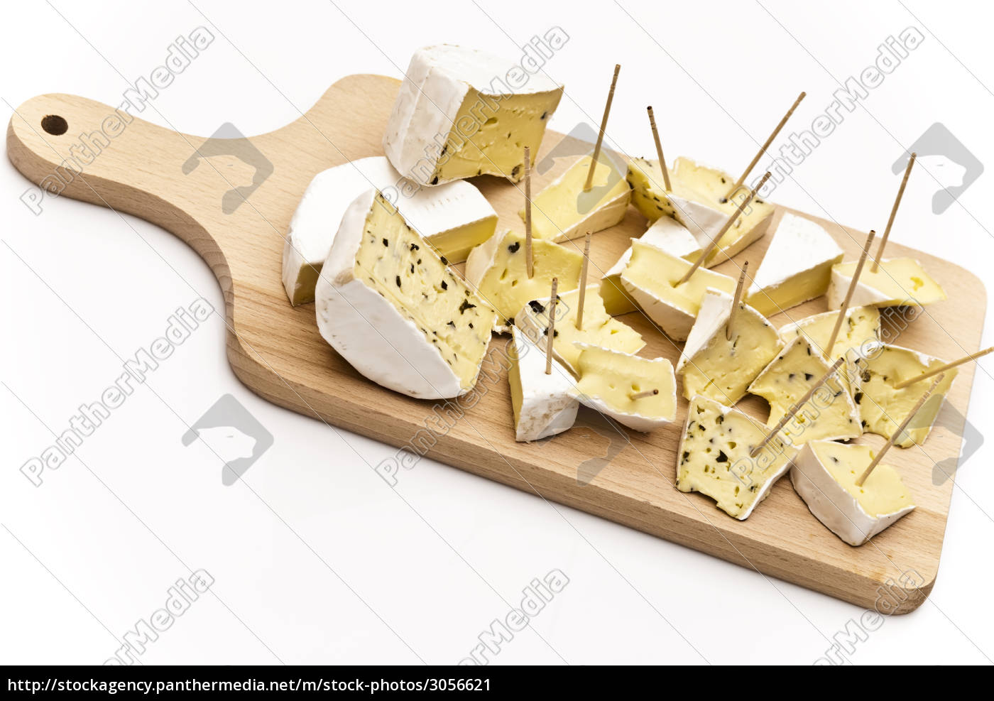 blue, cheese, on, wooden, board - 3056621
