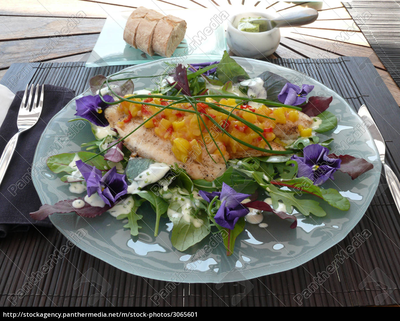 talapia, peter, fish, fillet, in, a - 3065601