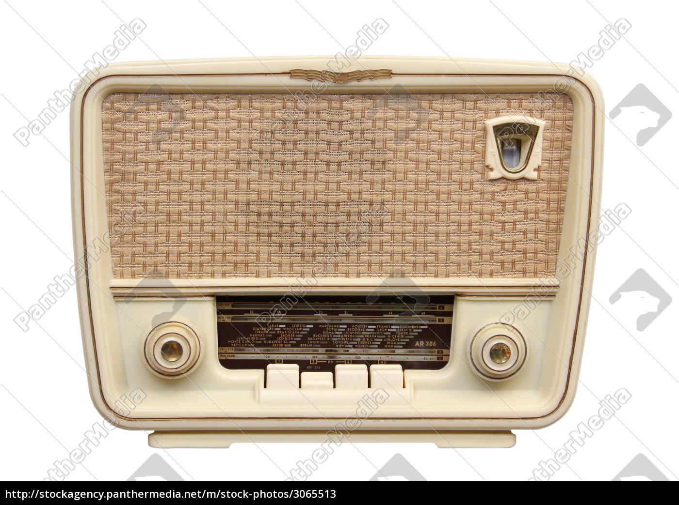 vintage, radio - 3065513