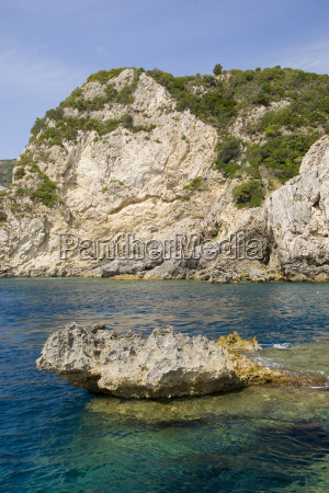 corfu, island, -, view, from, the - 3068477