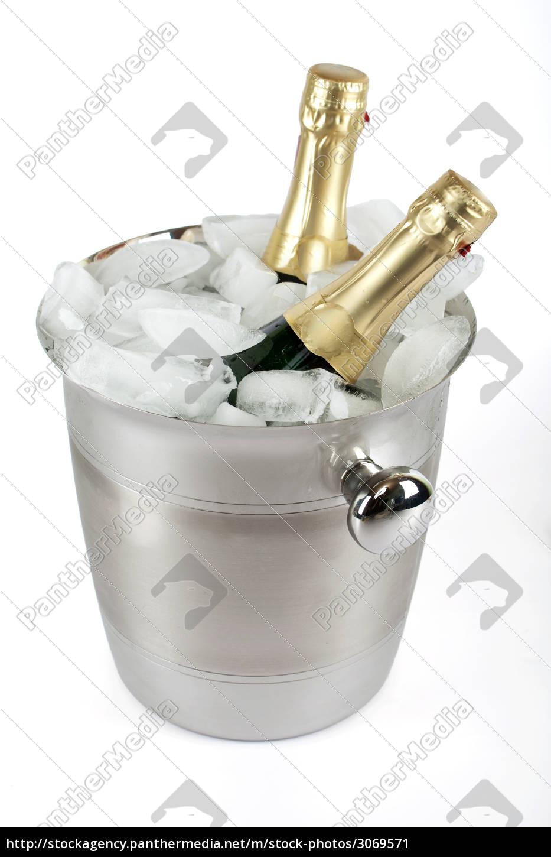 champagne, keeps, gekü, with, ice - 3069571