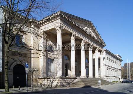 parliament of lower saxony leineschloss