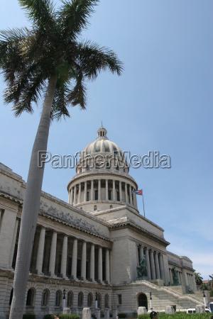 capitol capital of cuba havana