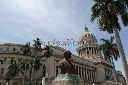 capitol in havana capital of cuba