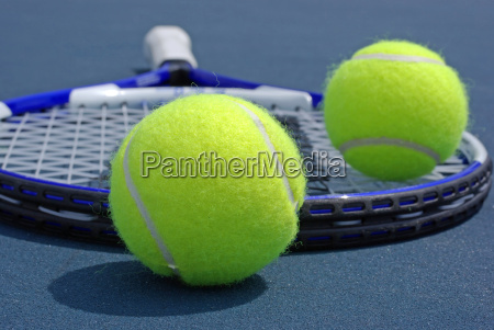 tennis, balls, and, racket - 3076625