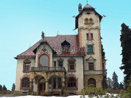 old villa in dornbirn