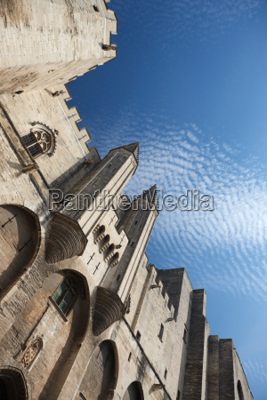 palais, of, the, popes, in, avignon - 3085275