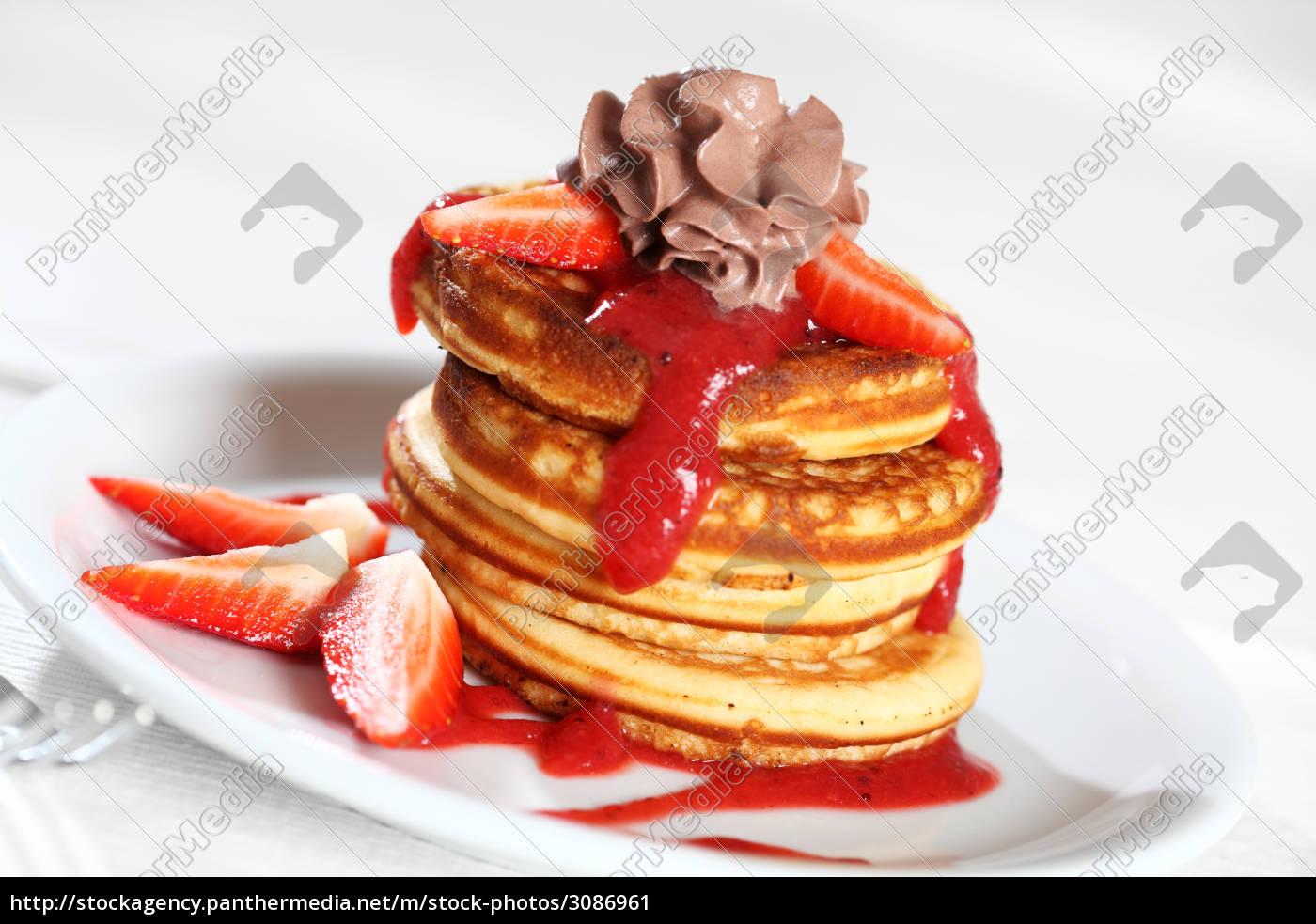 sweet, pancakes, - 3086961