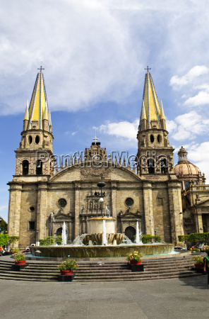 guadalajara, cathedral, in, jalisco, , mexico - 3097035