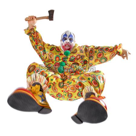 attack, of, the, evil, clown - 3103811