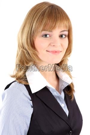 portrait secretary