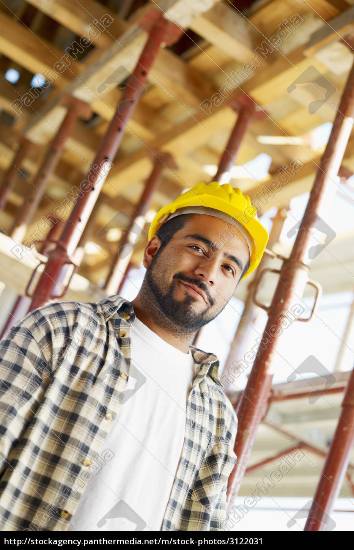 construction, worker - 3122031