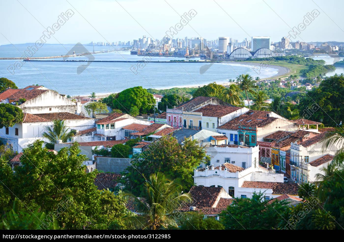 street, view, of, olinda - 3122985