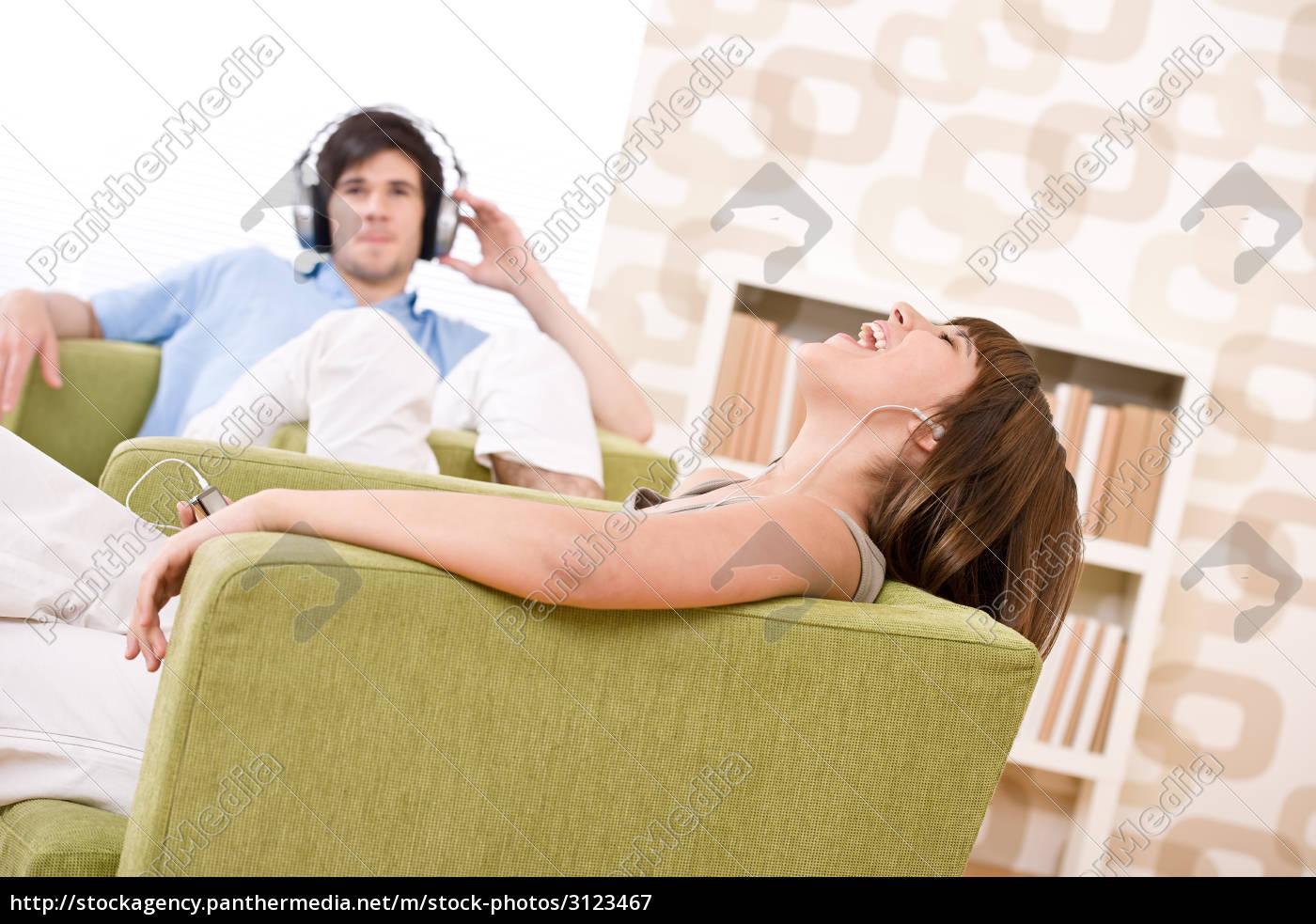 study, music, earphones, headphones, teenager, student - 3123467