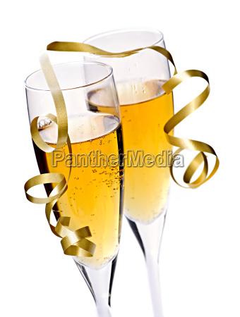 champagne, glasses - 3127865