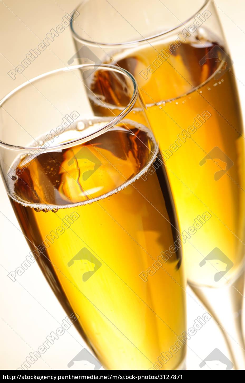 champagne, glasses - 3127871