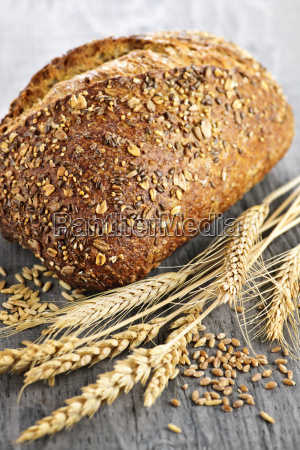 loaf, of, multigrain, bread - 3127851