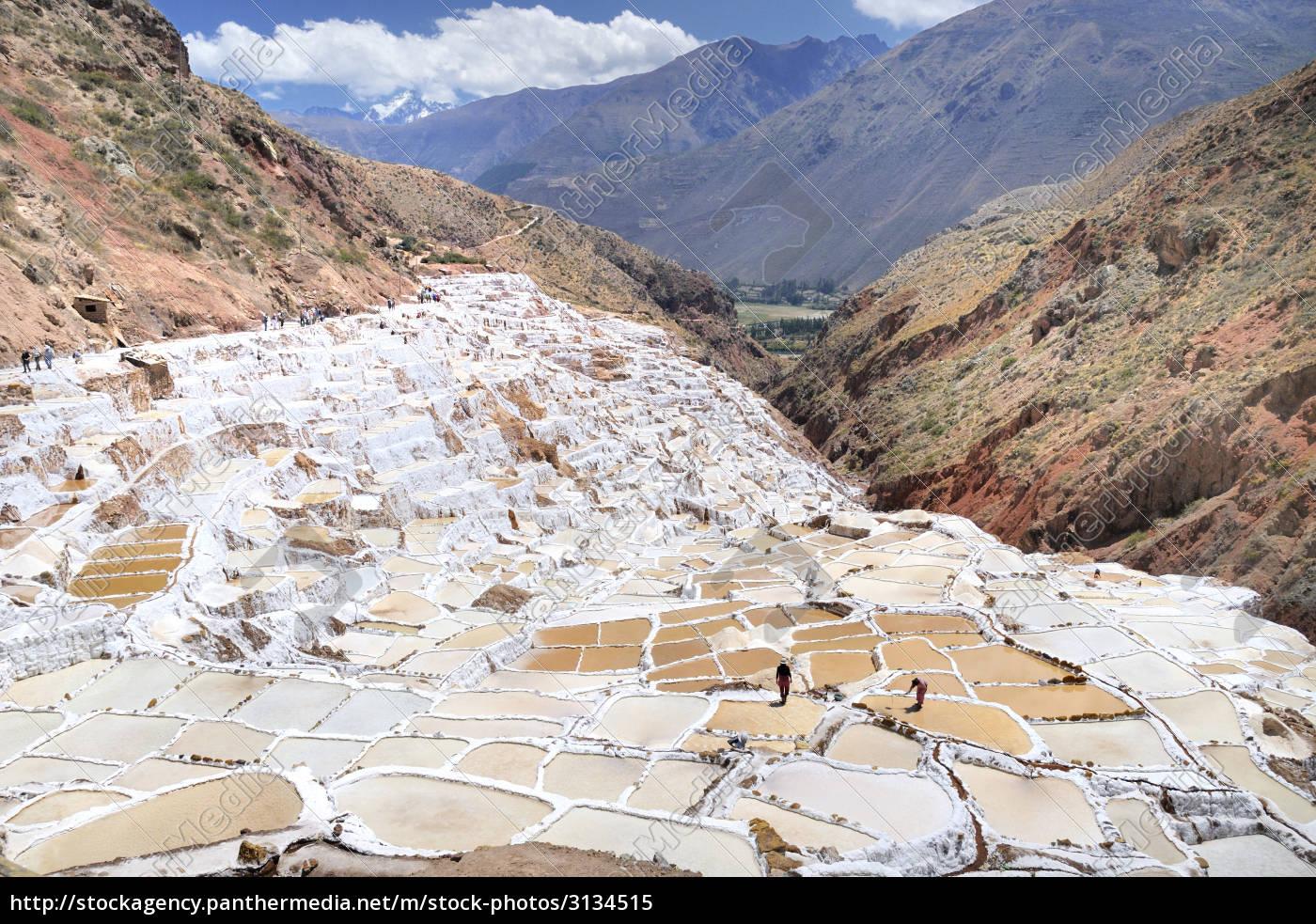 salt, terraces - 3134515