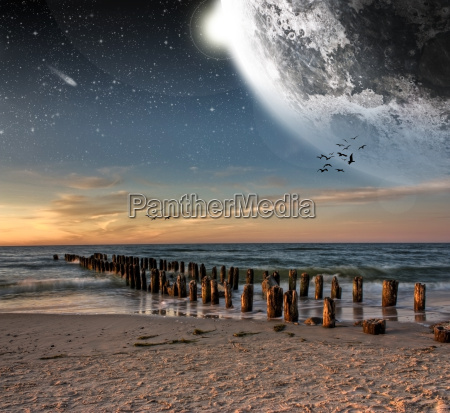 space, landscape, view, from, a, beach - 3134711