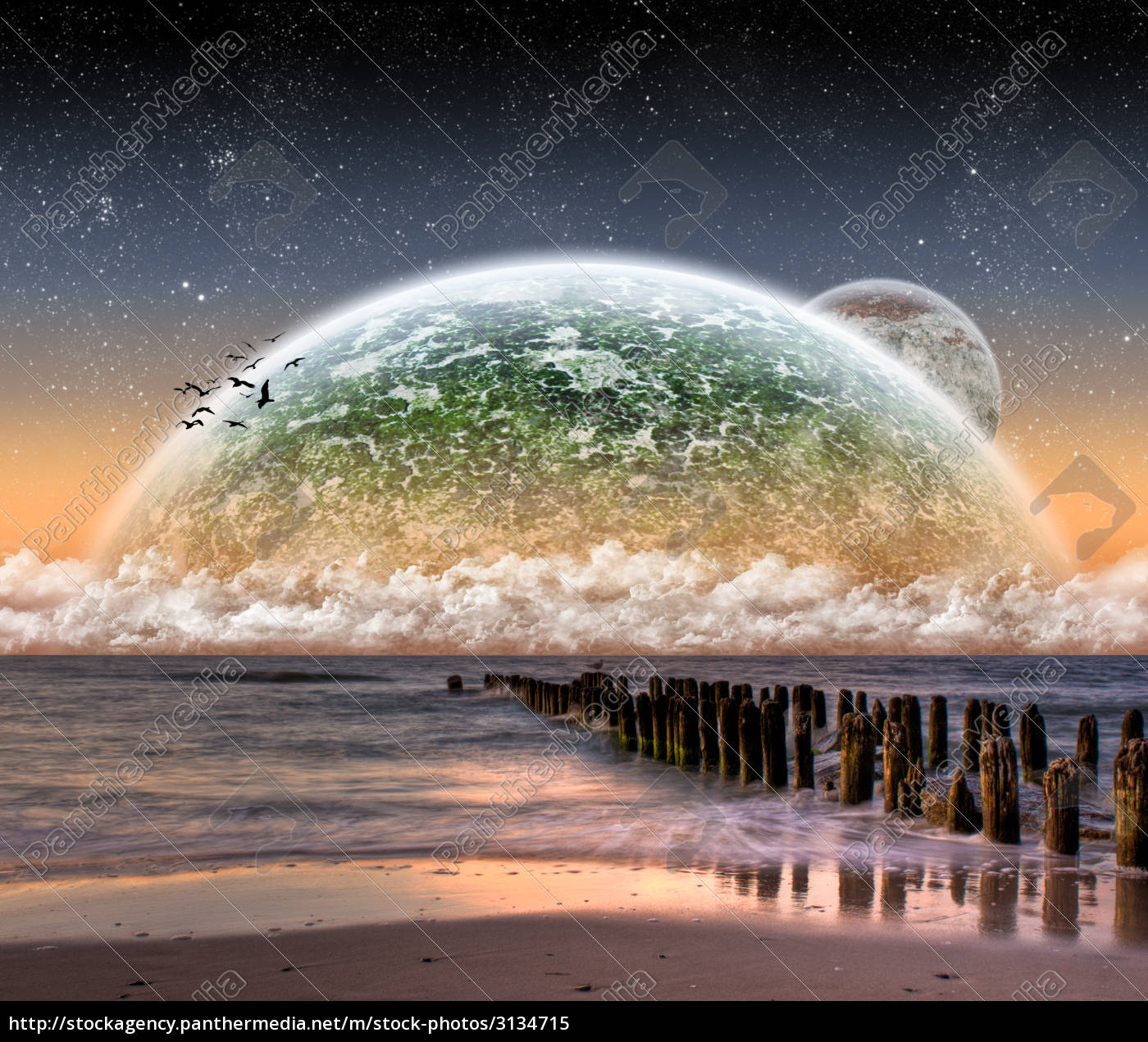 space, landscape, view, from, a, beach - 3134715