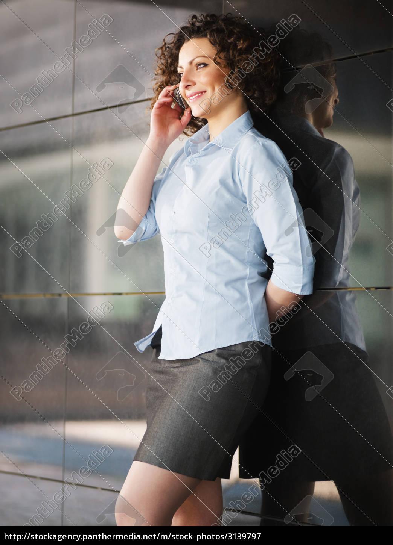 woman, looking, at, camera, and, smiling - 3139797