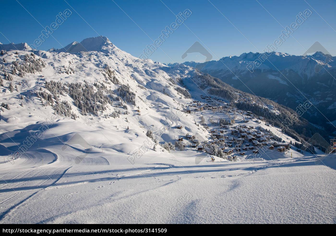 winter, on, the, riederalp - 3141509
